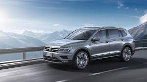 custom volkswagen tiguan vw tiguan allspace arrives in europe to spice up geneva motor show