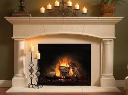 mantle lighting ideas coastal fireplace mantel decor fireplace