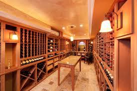 wine cellar table custom wine cellar with granite tasting table building wine