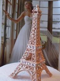 eiffel tower decorations rhinestone eiffel tower cake topper nursery decor