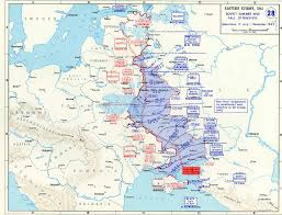 Map Eastern Europe Asisbiz Ilyushin Db 3 0 Map Eastern Europe German Soviet Offensive