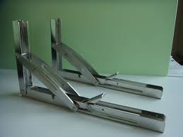 Folding Bracket For Tables And Benches China Oem Manufacturer Heavy Duty Stainless Steel L Shaped