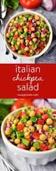 italian chickpea salad iowa eats