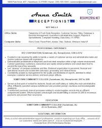 Dental Receptionist Resume Examples by Receptionist Resumes Dental Hygienist Resume Objective Dental