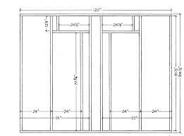 wall blueprints free gable shed plans part 2 free step by step shed plans