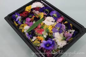 edible flowers for sale goodyfoodies our s day birthday celebration 2013