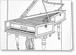 piano sonata greeting cards fine art america