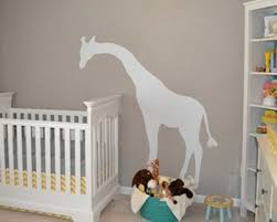 Giraffe Wall Decals For Nursery Large Wall Decals Vinyl Wall Stickers