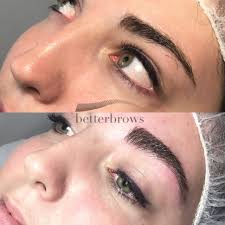 How To Pencil Eyebrows I Tried Microblading And My Brows Look Better Than Ever