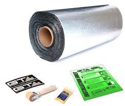 gtmat 50mil 50 sqft sound deadener thick insulation material