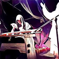 david wong and clara hsu at clarion u0027s halloween haunted house