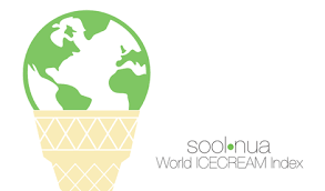 world icecream index soolnua