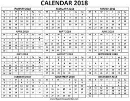 printable calendar 2018 august 2018 calendar 12 months calendar on one page free printable calendar