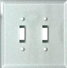 rocker light switch cover mesmerizing light switch cover glass silver light switch covers 2
