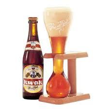 bicchieri birra belga kwak birra rossa belga nota per particolare il bicchiere con