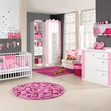 Pink Bedroom Rug Baby Nursery Fancy Pink Baby Nursery Room Decoration Using