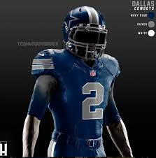 dallas cowboys more color see what cowboys blue on blue