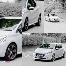 peugeot 208 gti blue peugeot 208 gti thp 200 review u2013 french pocket rocket finally