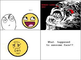 Awesome Meme Face - awesome face was a meme once