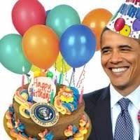 Obama Happy Birthday Meme - sansego happy half century mr president