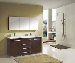 aqua decor elixir 72 inch double modern bathroom vanity set w