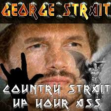farce the from the archives the george strait metal album