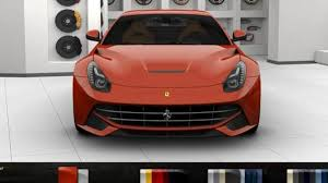 Ferrari F12 2012 - first u s spec ferrari f12 berlinetta auctioned for 1 125m usd