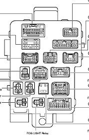 2004 toyota sequoia fuel relay wiring diagram 2004 wiring