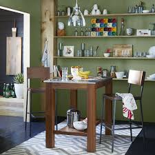 rustic bar stool counter stool west elm