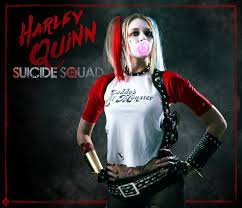 Size Harley Quinn Halloween Costume Diy Harley Quinn Squad Cosplay Makeup Tutorial