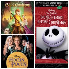the cougar call top 10 childhood halloween movies disney