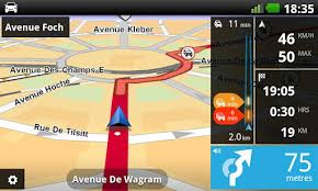 tomtom android tomtom navigation app available on android autoevolution