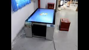 Touch Screen Conference Table 65 Inch Interactive Hd Lcd Multi Touch Screen Conference Table