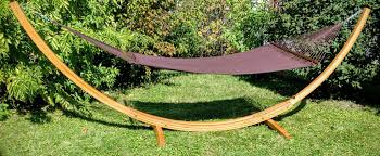 bamboo hammock stand eco friendly xl wood stand hammock universe