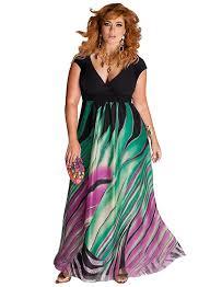 igigi women u0027s plus size rainforest paradise maxi dress 12 at