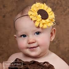 sunflower headband sunflower costumes for kids