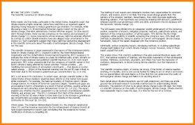 scientific essay sample best photos of formal paper example essay
