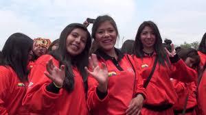 presidente inaugura segunda fase de los juegos inauguración de los juegos plurinacionales de secundaria 2015 youtube