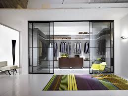 walk in closet design for small and larger areas