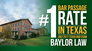 baylor no 1 in july bar results media