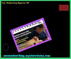 Woodworking Magazine Reviews by Fine Woodworking Magazine Subscription 105112 Woodworking Plans