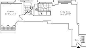Parc Imperial Floor Plan 180 Riverside Boulevard Rentals Manhattan Ny Apartments Com