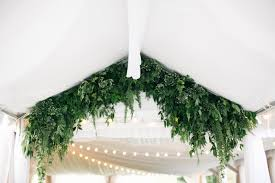 wedding arch greenery foster floral design the wedding ceremony arch