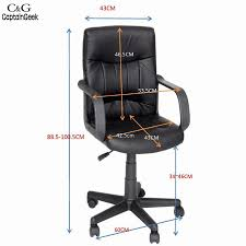 Leather Boss Chair New Luxury Leather Computer Chair Luxury Boss Office Chair Solid