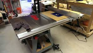 Contractor Table Saw Reviews Delta 36 650 Table Saw Review Did It Myself