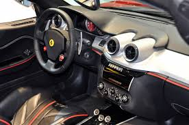 ferrari pininfarina sergio interior ferrari sa aperta official ts photo thread teamspeed com