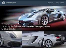 lamborghini gallardo kit gallardo kit aventador style lamborghini forum