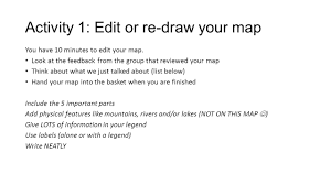 what is a map legend lesson 5 maps how do you create an awesome map ppt