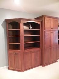 adkisson u0027s cabinets cherry bookcases and alder wood kitchen cabinets