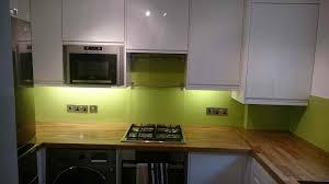 Kitchen Splashback Ideas Uk Coloured U0026 Toughened Glass Splashbacks Keighley